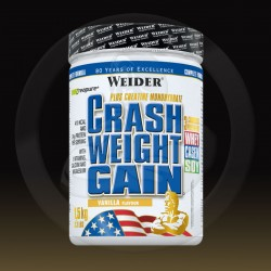 WEIDER - Weider Crash Weight Gain Çilek 1,5 kg