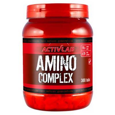 ActivLab Sport Amino Complex 300 Çiğneme Tablet Çiğnenebilir Aminoasit