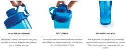 Blender Bottle Radian Tritan Series 32 oz - Thumbnail