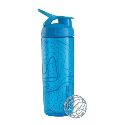Blender Bottle Shaker 700 ml Signature Sleek Aqua