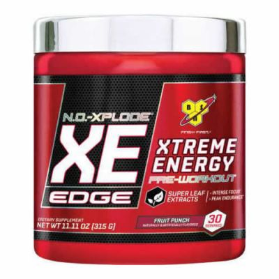 BSN No-Xplode XE Edge 225 gr Noxplode Fruit Punch