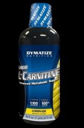 DYMATIZE - Dymatize L-Carnitine Liquid 473 ml. Karnitin