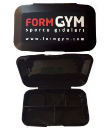 FormGYM - Formgym.com Pillbox Hap Kutusu