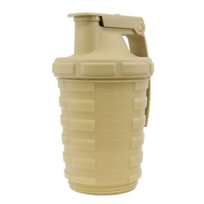 Grenade Smart Shaker 600 ml 2 Bölmeli Bej