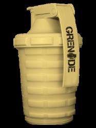 Grenade Smart Shaker 600 ml 2 Bölmeli Bej - Thumbnail