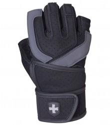 HARBINGER - Harbinger Mens Training Grip® WristWrap Glove Eldiven 125020