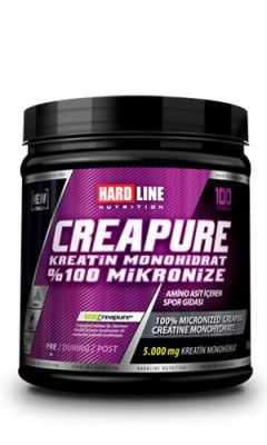 Hardline Creapure 500 gr Kreatin %100 Mikronize Creatine