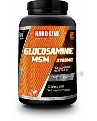 HARDLINE - Hardline Glucosamine Condroitin MSM Glukozamin 120 tablet