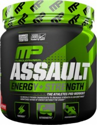 Musclepharm Assault Sport 345 gr Fruit Punch - Thumbnail