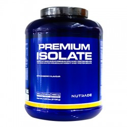 NUTRADE - Nutrade Premium Isolate Protein 2100 Gr
