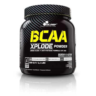 Olimp BCAA Xplode Powder 500 gr Ananas Aroma