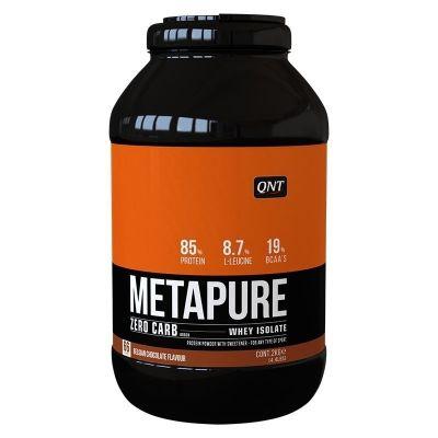 QNT METAPURE İzole Whey Protein 2 Kg Belçika Çikolata