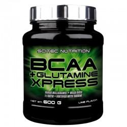 SCITEC - Scitec BCAA+Glutamine Xpress 600 Gr