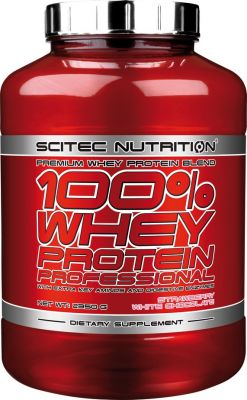 Scitec Whey Protein Professional 2350 Gr