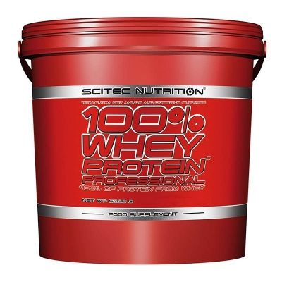 Scitec Whey Protein Tozu %100 Professional 5000 Gr