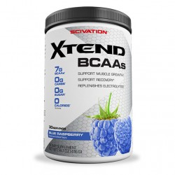 SCIVATION - Scivation Xtend 403 gr BCAA Aminoasit Blue Raspberry