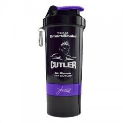 Smartshake Jay Cutler Limited Edition 800 ml 3 Bölmeli SHAKER - Thumbnail