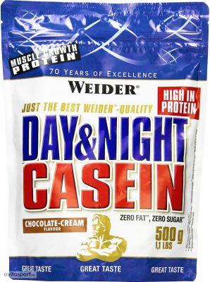 Weider Day&Night Casein 500 gr Kazein