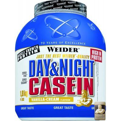 Weider Day&Night Casein Protein 1800 Gr Kazein