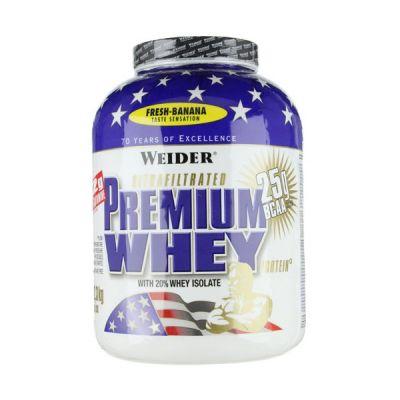 Weider Premium Whey Protein 2.3 kg Muz