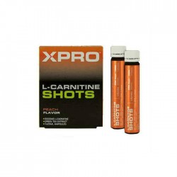 XPRO - Xpro Nutrition L-Carnitine Shots 3000 mg 21 Ampül