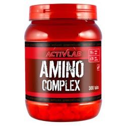 ACTIVLAB - ActivLab Sport Amino Complex 300 Çiğneme Tablet Çiğnenebilir Aminoasit