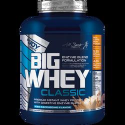 BIGJOY - Bigjoy BIGWHEY Whey Protein Classic Kapuçino 2448g 68 Servis