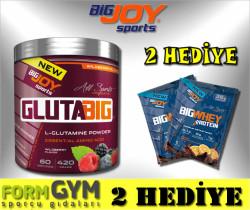 BIGJOY - Bigjoy GlutaBig 420 gr Aromalı Glutamine