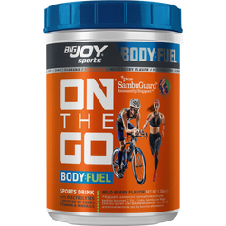BIGJOY - Bigjoy ON THE GO Sports Drink 1350 gr Orman Meyveli