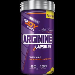 BIGJOY - BigJoy Arginine 120 Capsules Arjinin