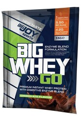 BigJoy Sports Bigwhey Protein 495 gr 15 Servis x 33 gr Tekli Paket - Thumbnail