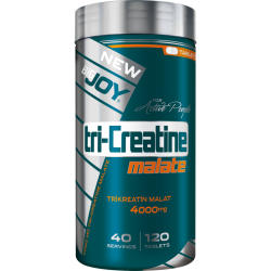 BIGJOY - Bigjoy TriCreatine Malate 120 tablet Kreatin Malat