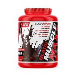 BLADE SPORT - Blade Sport Muscle Maxx 4000 gr Kreatin İlave Çikolata