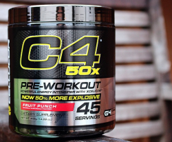 CELLUCOR - Cellucor C4 50x Pre Workout 405 gr Fruit Punch