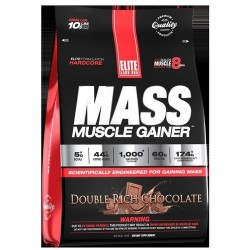 ELITE LABS - Elite Labs Mass Muscle Gainer 4608 Gr
