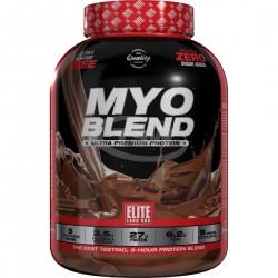 ELITE LABS - Elite Labs Myoblend 2000 gr Smooth Chocolate