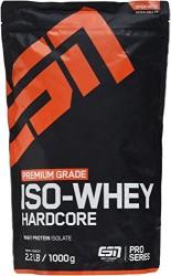 ESN - ESN Iso-Whey Hardcore Protein 1000 gram Çilek