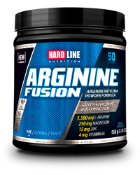 HARDLINE - Hardline Arjinine Fusion 500 gram Portakal Arjinin