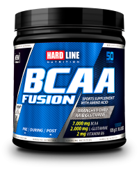 HARDLINE - Hardline BCAA Fusion 525 gram Çilek Aroma