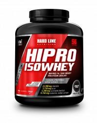 HARDLINE - Hardline Hipro Iso İzole Whey Protein 1800 gr Çikolata