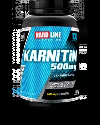 HARDLINE - Hardline Karnitin 500 mg 100 Kapsul