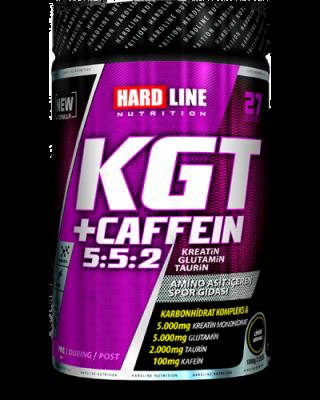 Hardline KGT + Caffein 1000 gr Kreatin Glutamin Taurin