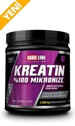HARDLINE - Hardline Kreatin %100 Mikronize 300 gr Creatine