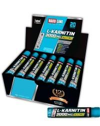 HARDLINE - Hardline L-KARNITIN MATRIX 3000 mg 30 ml*20 adet