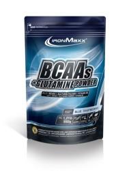 IRONMAXX - IronMaxx BCAA + Glutamine Powder 550 Gr Blue Raspberry