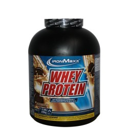 IRONMAXX - IronMaxx Whey Protein 2350 Gr Cookies Cream
