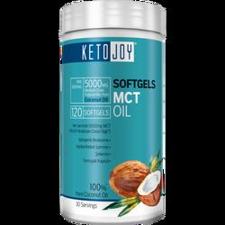 BIGJOY - Ketojoy MCT Oil 120 Softgels