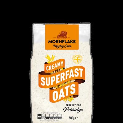 Mornflake Creamy Superfast Oats 500 gr İngiliz Yulaf Ezmesi