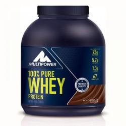 MULTIPOWER - Multipower %100 Whey Protein Tozu 2000 gr Çikolata