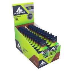 MULTIPOWER - Multipower Multicarbo Gel 40 Gr 24 Adet Karbonhidrat Jel Kola